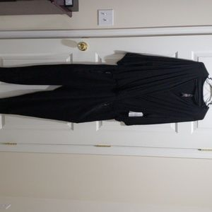 NWT Black jumpsuit